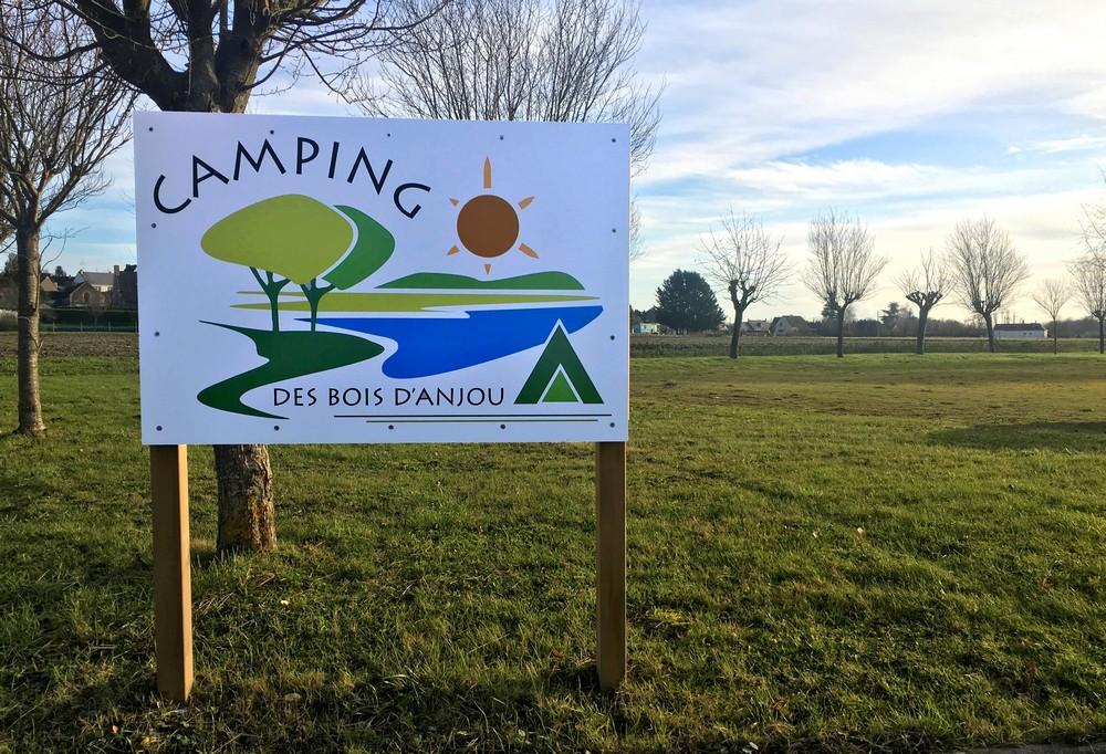 Camping des Bois d'Anjou