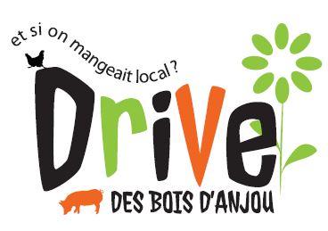 Logo Drive des Bois d'ANjou